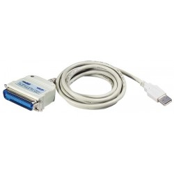 Aten UC1284B USB to LPT IEEE128 Printer Converter