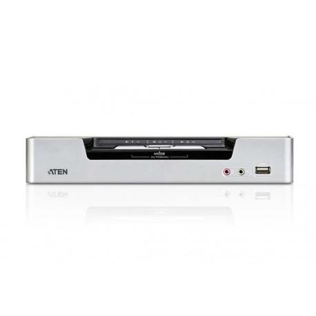 ATEN CS1642A 2-Port USB DVI Dual View KVMP™ Switch