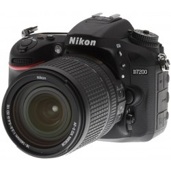 Nikon D7200 Kit VR 18-140mm DSLR Camera