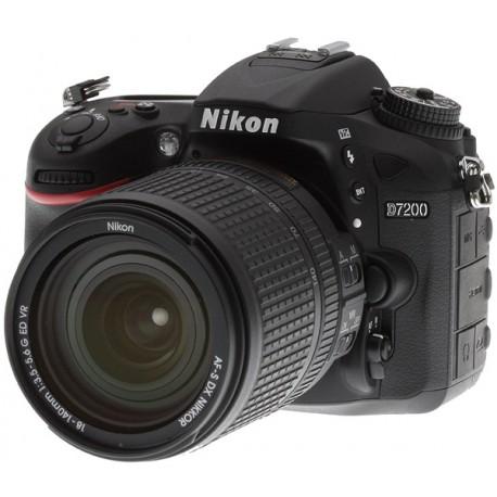 Nikon D7200 Kit VR 18-140mm DSLR Camera