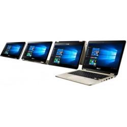 ASUS VivoBook Flip TP200, Notebook Lipat dengan USB Type-C