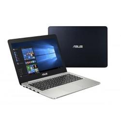 ASUS Laptop K401LB Performa Tinggi dengan desain metalik