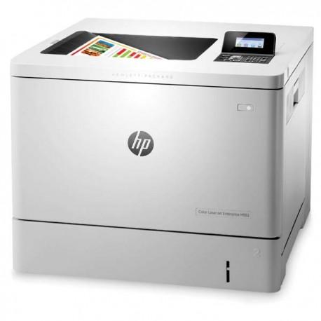 HP Color LaserJet Enterprise M553n Printer cepat untuk memenuhi tuntutan Anda