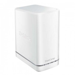 D-Link DNS-327L ShareCenter™ + 2-Bay Cloud Network Storage Enclosure