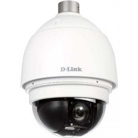 D-Link Dcs-6815 Cctv 18X High Speed Dome Network Camera