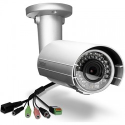 Trendnet TV-IP343PI Outdoor 2MP Full HD Vari-Focal PoE Day/Night Network Camera