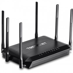 TRENDNET TEW-828DRU AC3200 Tri Band Wireless Router