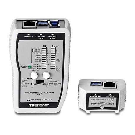 TRENDNET TC-NT3 VDV & USB Cable Tester
