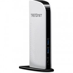 TRENDNET TU3-DS2 Universal USB 3.0 Docking Station