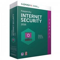 Kaspersky Internet Security (KIS) 2016 for 3PC 1tahun