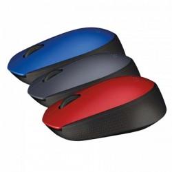 Logitech M171 Wireless Mouse koneksi Kuat nirkabel yang konsisten
