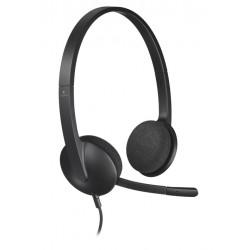 Logitech H340 Headset USB plug-and-play