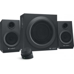 Logitech Z333 2.1 Multimedia Speakers