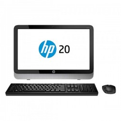 HP Desktop PC 20-R023L All-in-One Core i5 4GB 1TB 20Inch Win DOS (M1R02AA)