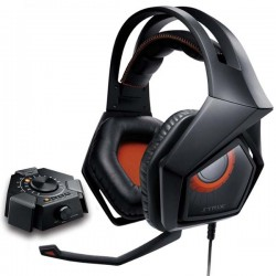 Asus STRIX DSP Gaming headset (60mm neodymium-magnet driver, plug and play USB audio station)