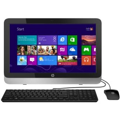 HP 20-R123D PC All-in-One Core i3 2GB 500GB 20 inch Wifi Win10 64bit