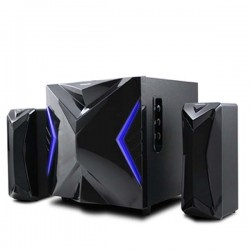 Simbadda CST 4800 N Speaker Futuristic Design with Sounds Blaring