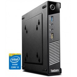 Lenovo ThinkCentre M73-4UIA Intel Core i3-4160 Mini PC