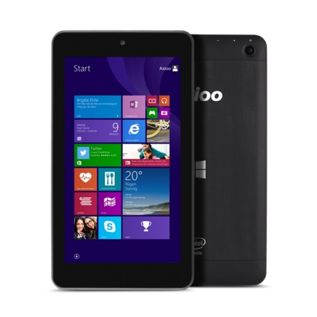 Axioo Windroid 7 Quad Core 16Gb 7In Wifi Win8