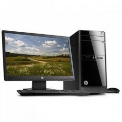 HP Pavilion 110-400L-J1F61AA Desktop Intel Pentium Quad Core 2GB 500GB DOS