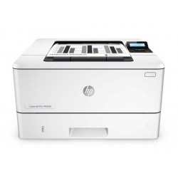 HP LaserJet Pro M402N Printer Black and white