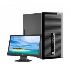 Hp ProDesk 490 G1 (K2T90PA) Desktop PC Core i3 4GB 500GB DOS