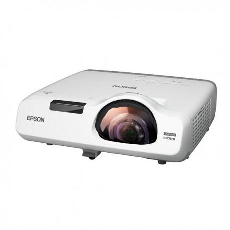 Epson EB-525W Proyektor WXGA 2800 Ansi Lumens [V11H672052]