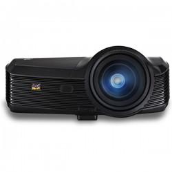 ViewSonic PJD7333 Proyektor XGA 1024x768 4000 Ansi Lumens DLP Technology Lensa Normal