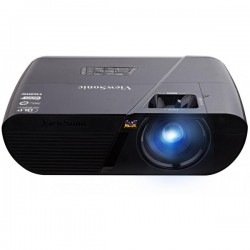 ViewSonic PJD7325 Proyektor XGA 1024X768 4000 Ansi Lumens DLP Technology Lensa Normal