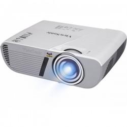 ViewSonic PJD5553LWS Proyektor WXGA 1280x800 3000 Ansi Lumens DLP Lensa Short T