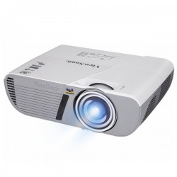 ViewSonic PJD5353LS Proyektor XGA 1024x768 3000 Ansi Lumens DLP Technology Lensa Short T
