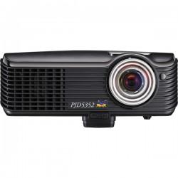 ViewSonic PJD5352 Proyektor XGA 1024x768 2600 Ansi Lumens DLP Technology