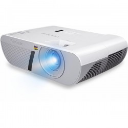 ViewSonic PJD5155L Proyektor SVGA 800x600 3200 Lumens DLP Technology Lensa Normal