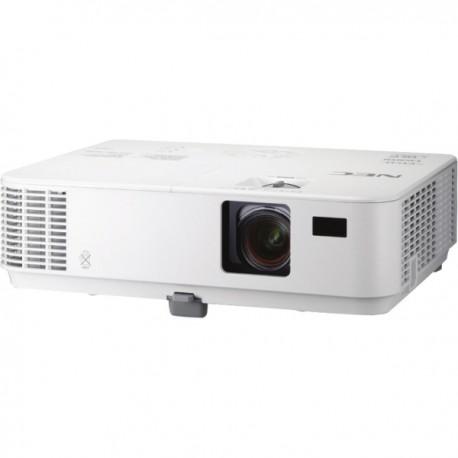 Nec V332W Proyektor WXGA 1280x800 3300 Ansi Lumens DLP Technology