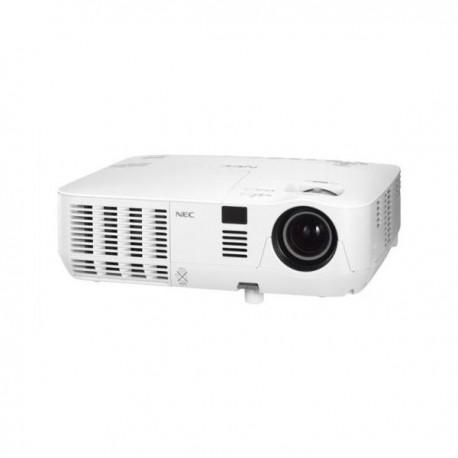Nec VE282G Proyektor SVGA 800x600 2800 Ansi Lumens DLP Technology
