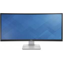 "Dell Ultrasharp U3415W Monitor LED 34""inch Dual Link DVI-D with HDCP"