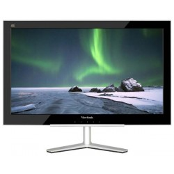 "ViewSonic VX2460H Monitor 24""inch LED 1920x1080 1000:1 Ultra Thin Touch"