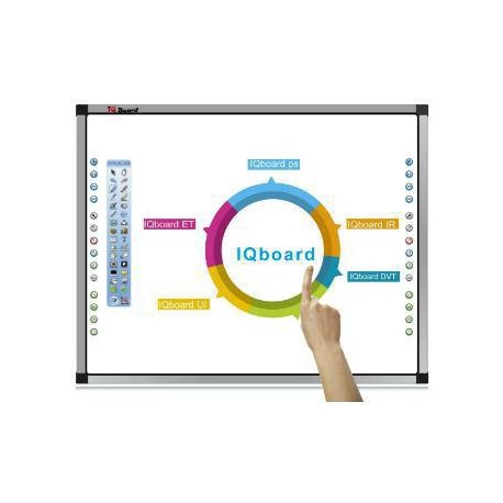 "IQBoard IR 82"" Interactive Whiteboard"