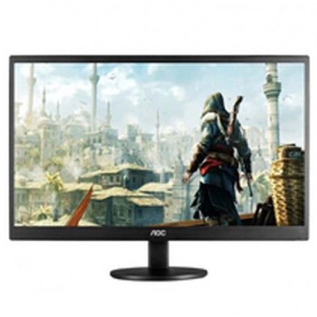 "Phillips 206V6QSB6 LCD monitor with SmartControl Lite V Line, 20 (Viewable 19.5"" / 49.4 cm)"