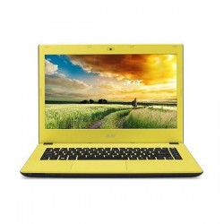 Acer Aspire E5-473G-4210U Notebook Core i5  4GB 500GB Win10 Tropical Yellow