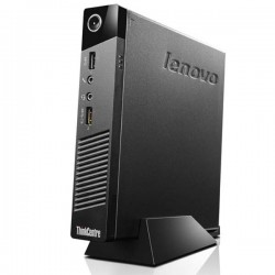 "Lenovo ThinkCentre Tiny in One M53-1KID Desktop LED 23""inch Pentium  2GB 500GB Win 8.1"