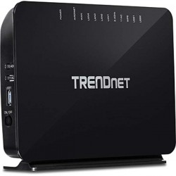 Trendnet TEW-816DRM AC750 Wireless VDSL2/ADSL2+ Modem Router
