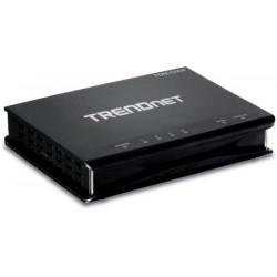 Trendnet TDM-C504 4-Port ADSL 2/2+ Modem Router