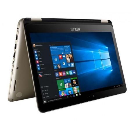 Asus VivoBook Flip TP301UJ-DW081D Notebook Core i5 4GB 1TB DOS Black