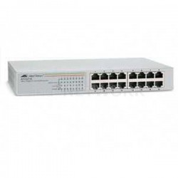 Allied Telesis Desktop Switch 16 Port 10 100 Mbps Int Power AT-FSW716