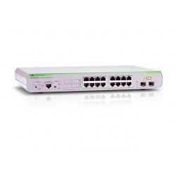 Allied Telesis AT-GS916M Gigabit Access Switch 14 x 10/100/1000T Ports 2 x Combo Ports
