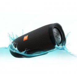 JBL Charge 3 Waterproof portable Bluetooth speaker with high-capacity battery to charge your devices