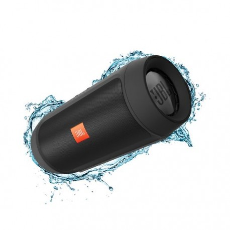 JBL Charge 2+ Splashproof Bluetooth Speaker with Powerful Bass