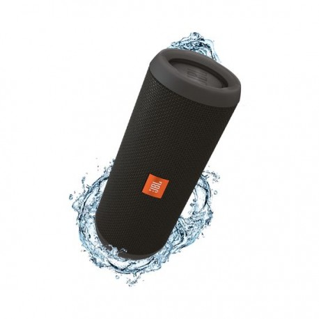 JBL Flip 3 Splashproof portable Bluetooth speaker with powerful sound and speakerphone technology