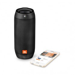 JBL Pulse 2 Splashproof Portable Bluetooth Speaker With Interactive Light Show